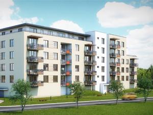 Čakovický park rozšířil nabídku o další nízkoenergetické byty v bytovém domě Tulipán