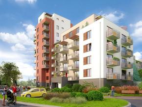 Bytový dům Gladiola – 3. fáze výstavby