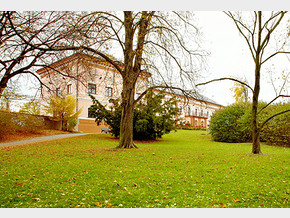 Zámecký park – podzim
