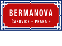 Nová ulice v Čakovickém parku