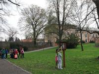 Naučná stezka v zámeckém parku
