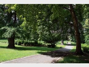 Zámecký park – jaro/léto