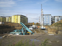 Výstavba 3. fáze Čakovického parku zahájena