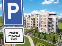 Nová parkovací místa