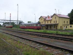 Mimořádná povodňová železniční linka S34