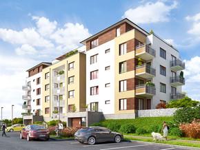 Hortenzie building – 3rd construction phase o Čakovický park