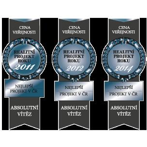 Realitní projekt roku 2014 – vítěz